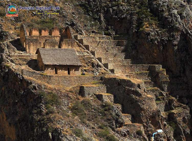 Cachicata Trek - Inca Quarry
