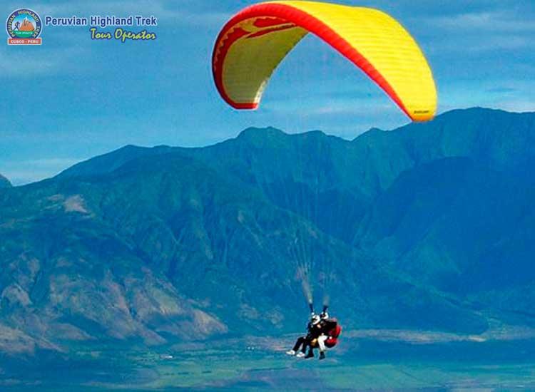 Cusco Paragliding