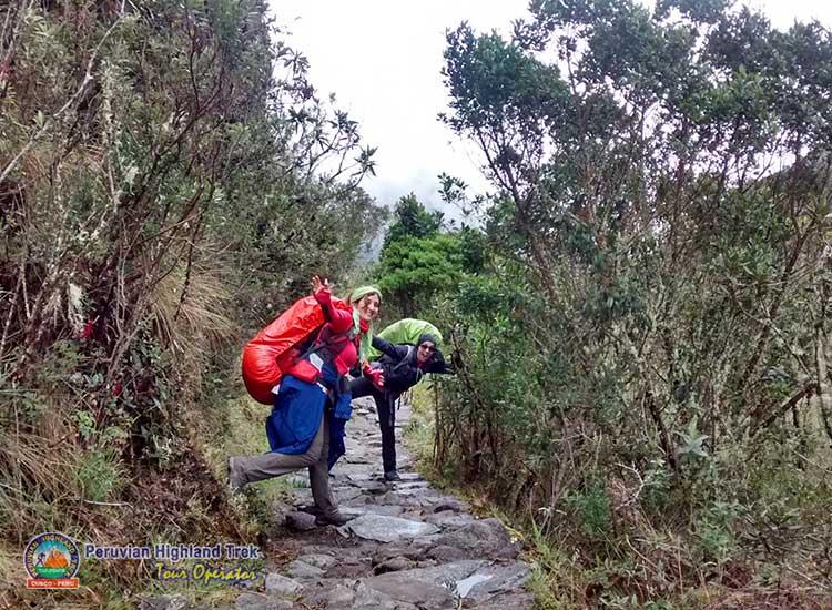 Inca Trail Permit Availability