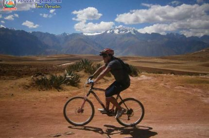 Mountain Biking in Sacred Valley Cusco