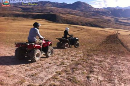 ATV in Moray- Salt Mines Sacred Valley Cusco 1D