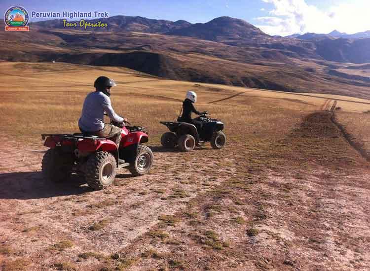 Sacred Valley ATV Tour, ATV Tour Maras Moray