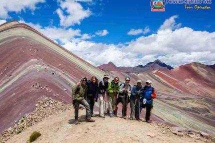 Rainbow Mountain Peru Tour – Apu Vinicunca Peru Tour