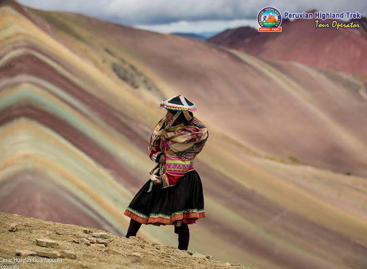 Rainbow Mountain Peru Tour - Apu Vinicunca Peru Tour