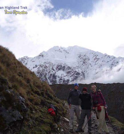 Salkantay Trek to Machupicchu 5D/4N