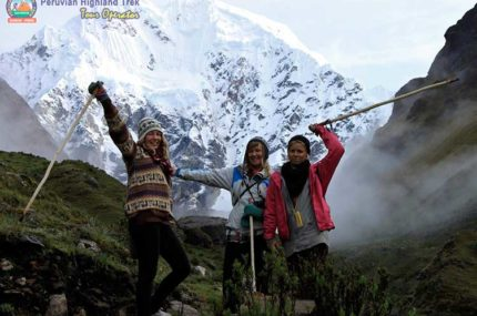 Inca Trail by Salkantay 7D/6N