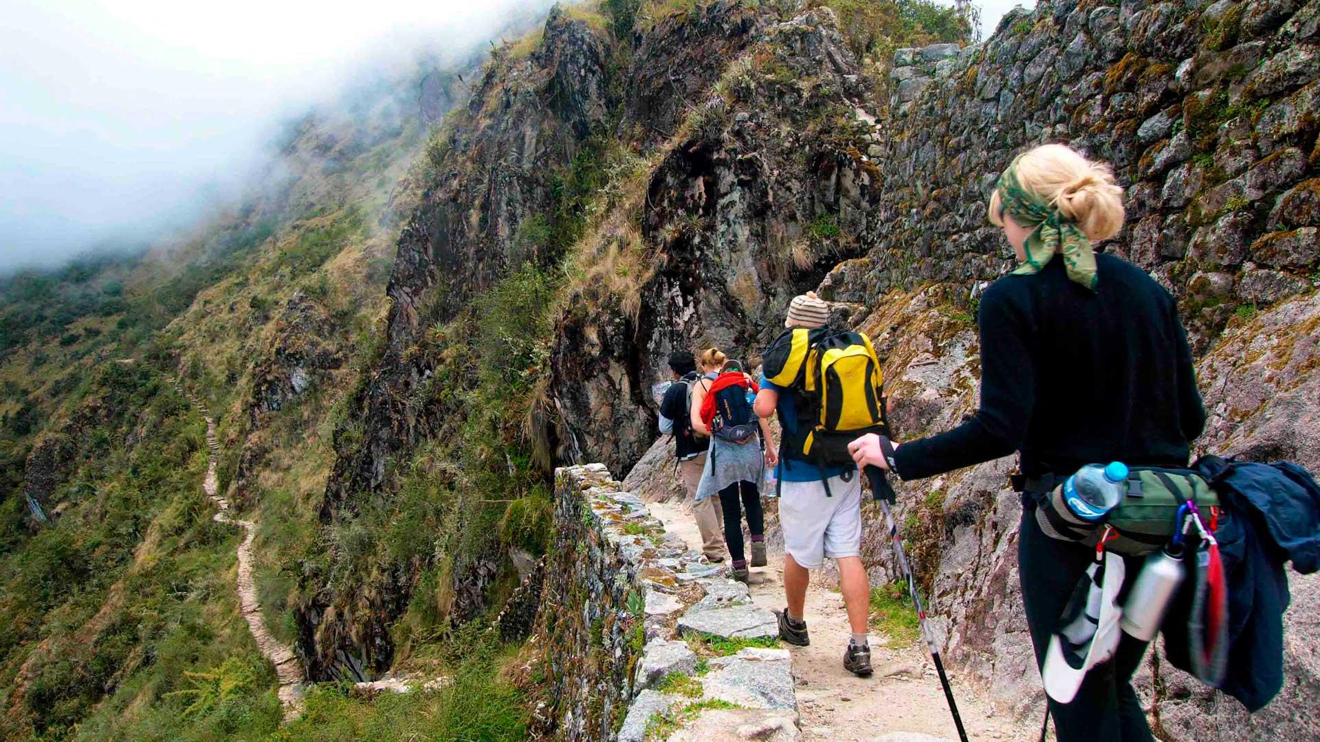 Inca Trail Cusco To Machu Picchu