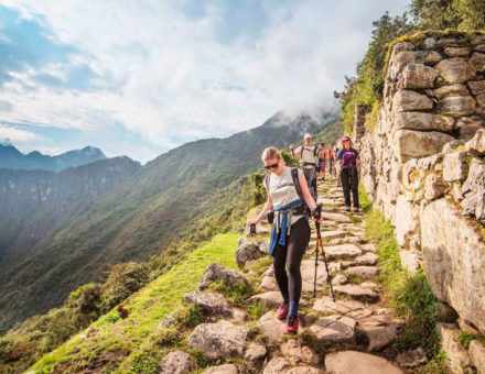 Visit to Inca Trail 2021