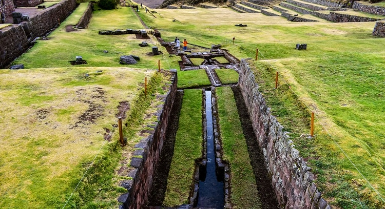 Tipon Pikillacta Ruins - Piquillacta Ruins and Andahuaylillas Church